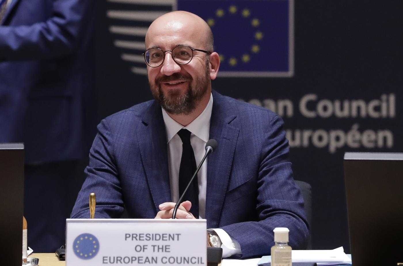 charles michel presidente consiglio europeo