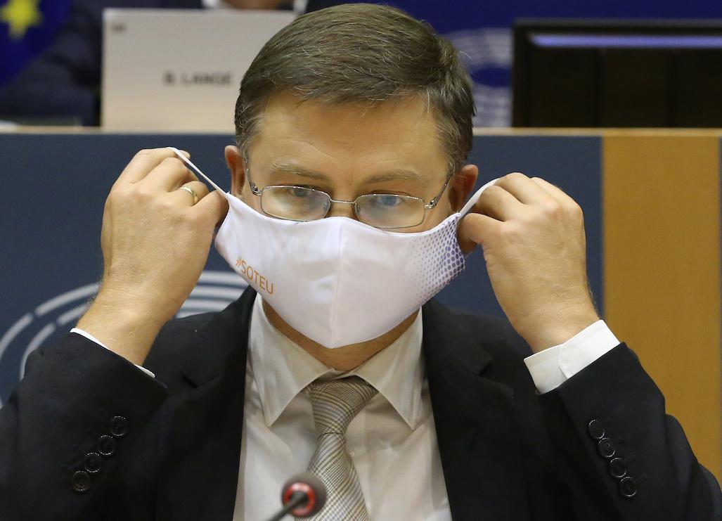 Valdis Dombrovskis (vicepresidente Commissione Europea): «Pnrr: investire nel futuro dell'Italia, per lo sviluppo socio-economico e rimuovere le barriere»