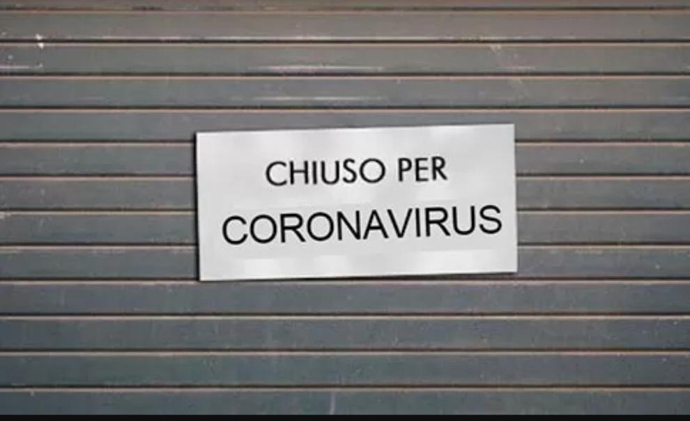 negozio covid
