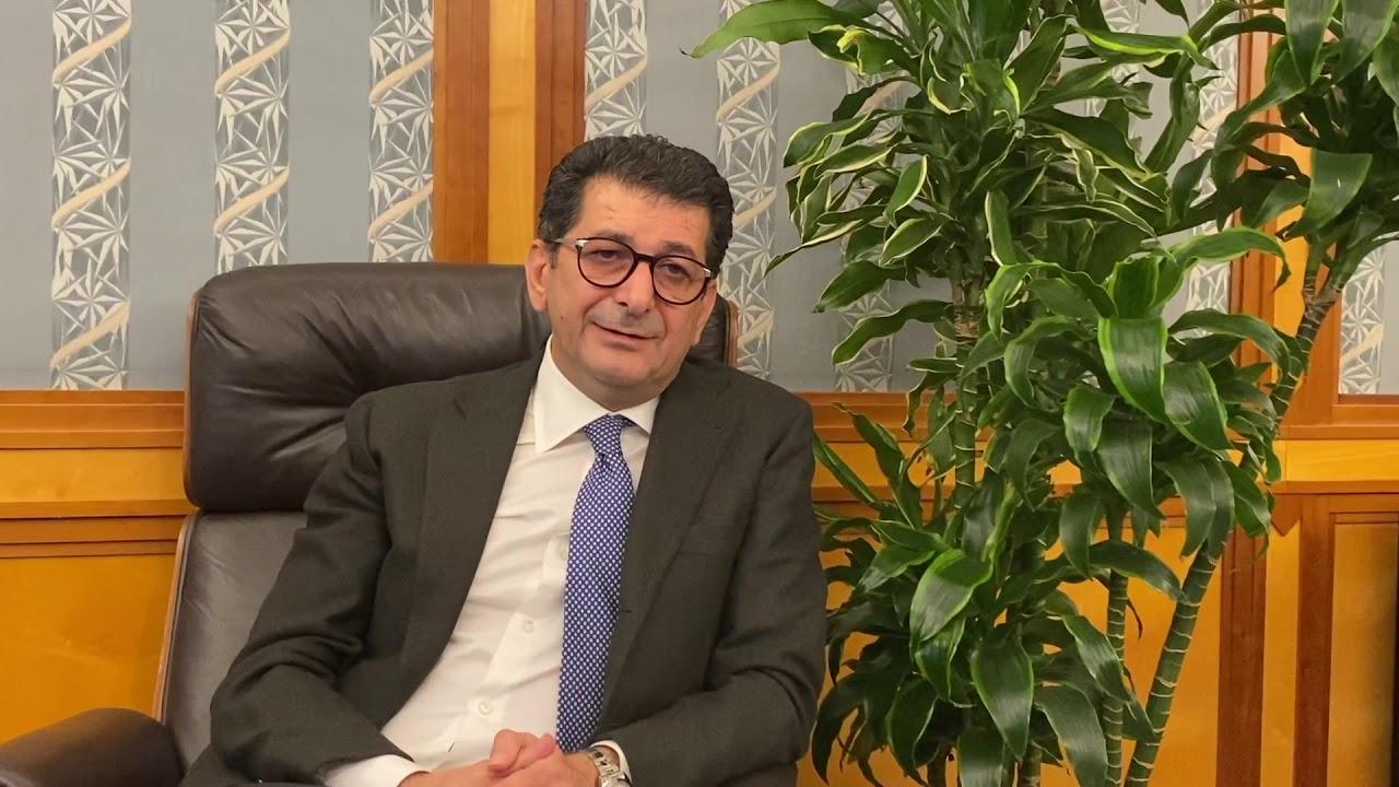 Diego Buono Presidente Cassa Geometri