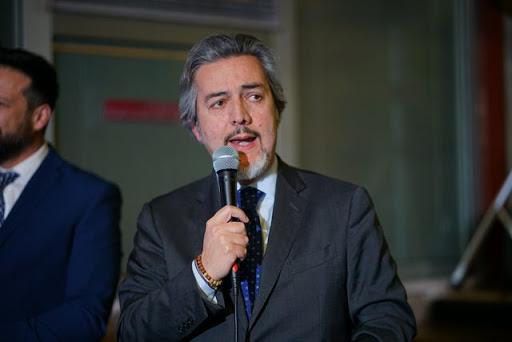 Francesco Battistoni Sottosegretario Politiche Agricole