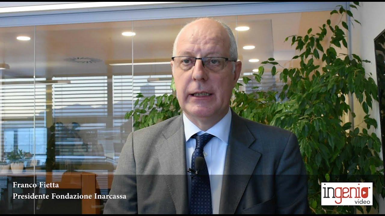 Franco Fietta Presidente Fondazione Inarcassa