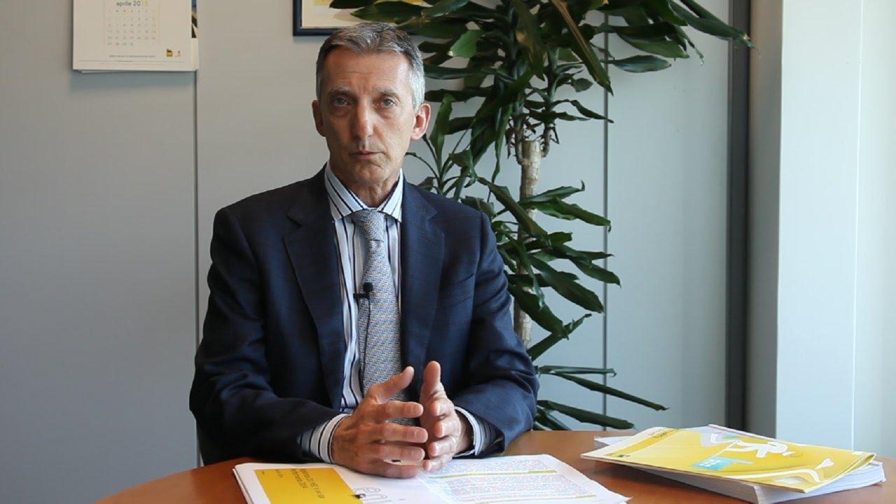 Giuseppe Ricci DG Eni