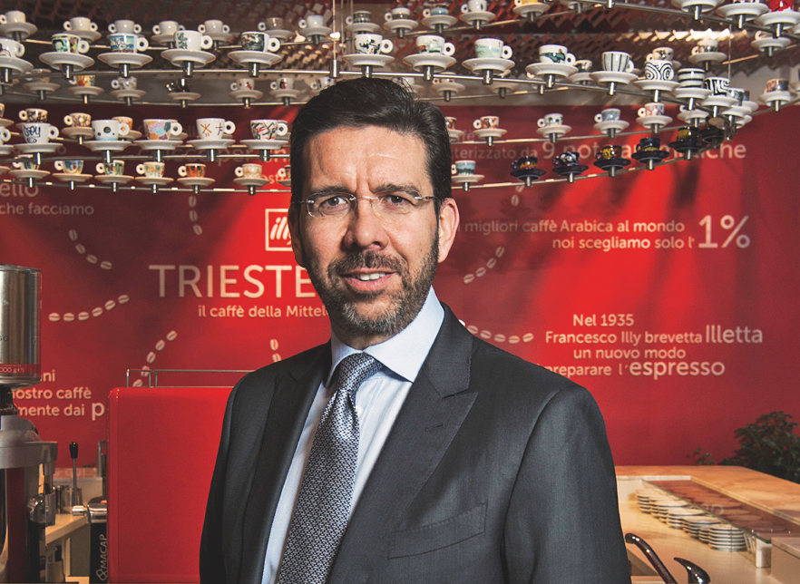 Massimo Pogliani AD IllyCaffé