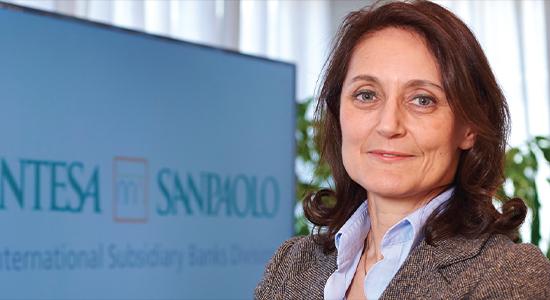 Paola Angeletti Chief Operating Officer di Intesa Sanpaolo