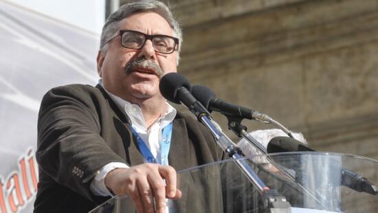 Paolo Pirani Segretario generale Uiltec