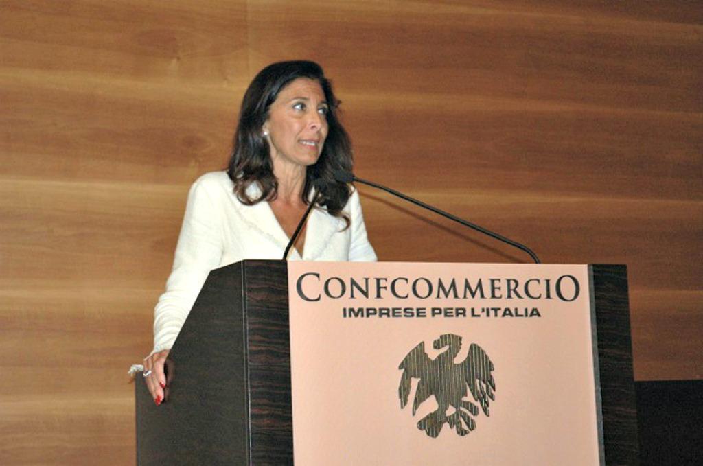 Patrizia di Dio Presidente Confcommercio Palermo