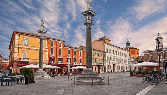 Viaggio nelle città Ravenna