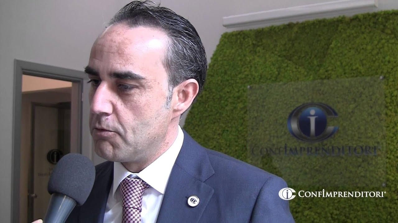 Stefano Ruvolo Presidente Confimprenditori
