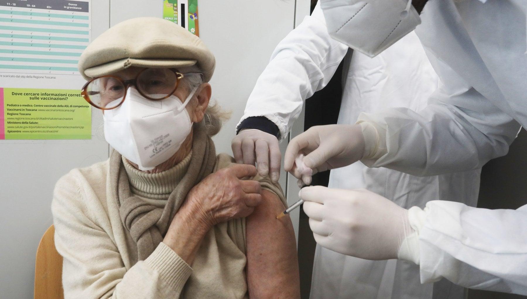Regione Toscana Vaccinazioni over 80