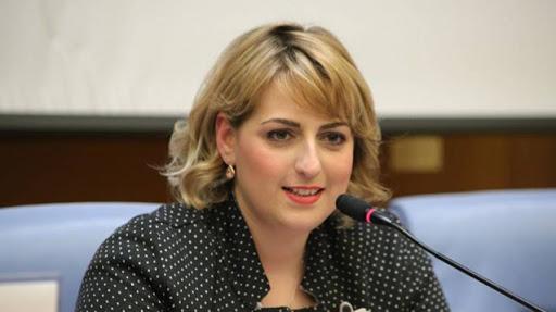 Dalila Nesci Sottosegretaria per il Sud e la Coesione Territoriale