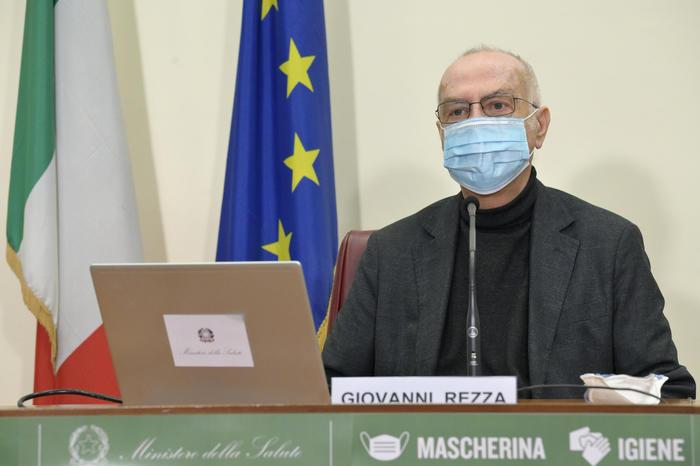 Gianni Rezza CTS