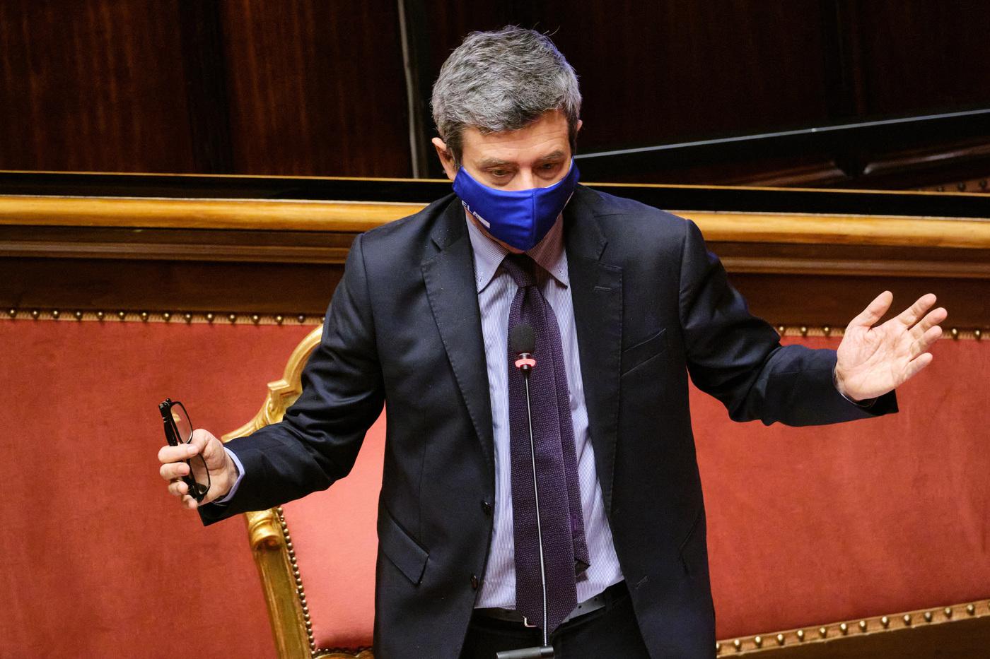 Andrea Orlando (ministro Lavoro): «Commissariamento Anpal: la presidenza di Mimmo Parisi non funzionava»
