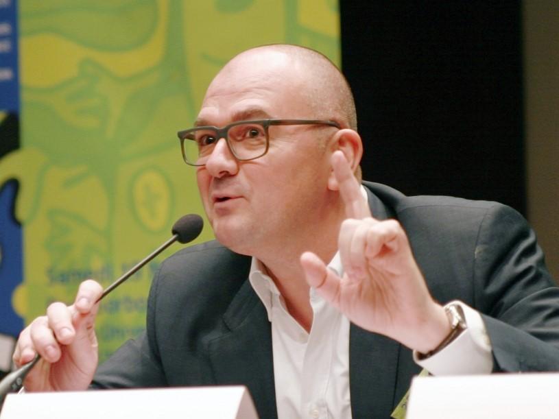 Stéphane Boujnah Ceo Euronext