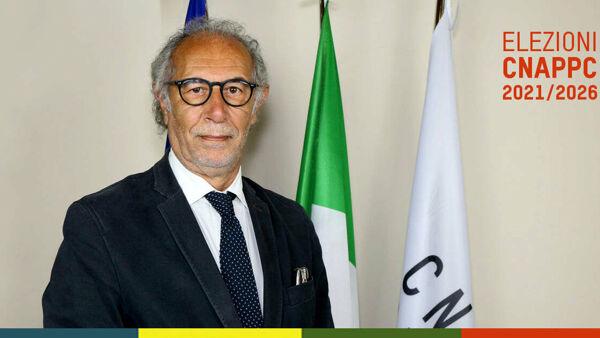 Francesco Miceli (presidente CNAPPC): «Architetti esclusi dalla gestione delle procedure per il Pnrr »