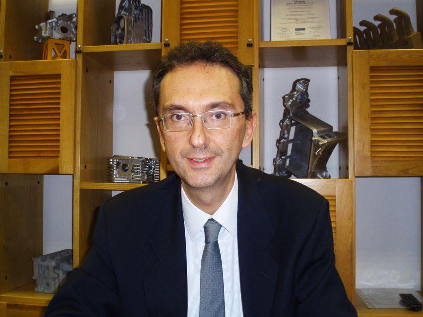 Gabriele Bonfiglioli Ceo Marzocchi Pompe