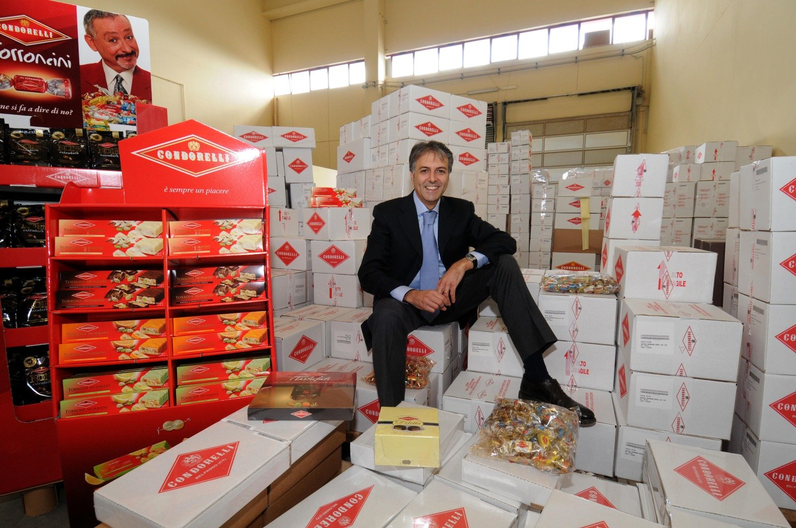Condorelli: «Denuncio il pizzo per i miei figli e per la Sicilia»
