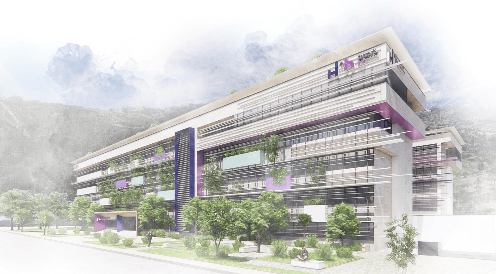 Accordo Entopan e Azimut per Harmonic Innovation Hub