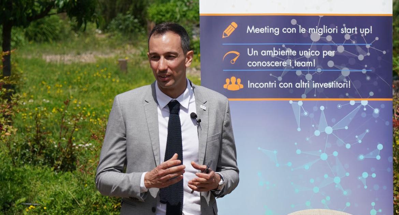 Lorenzo Ferrara Presidente e co-founder di Open Seed