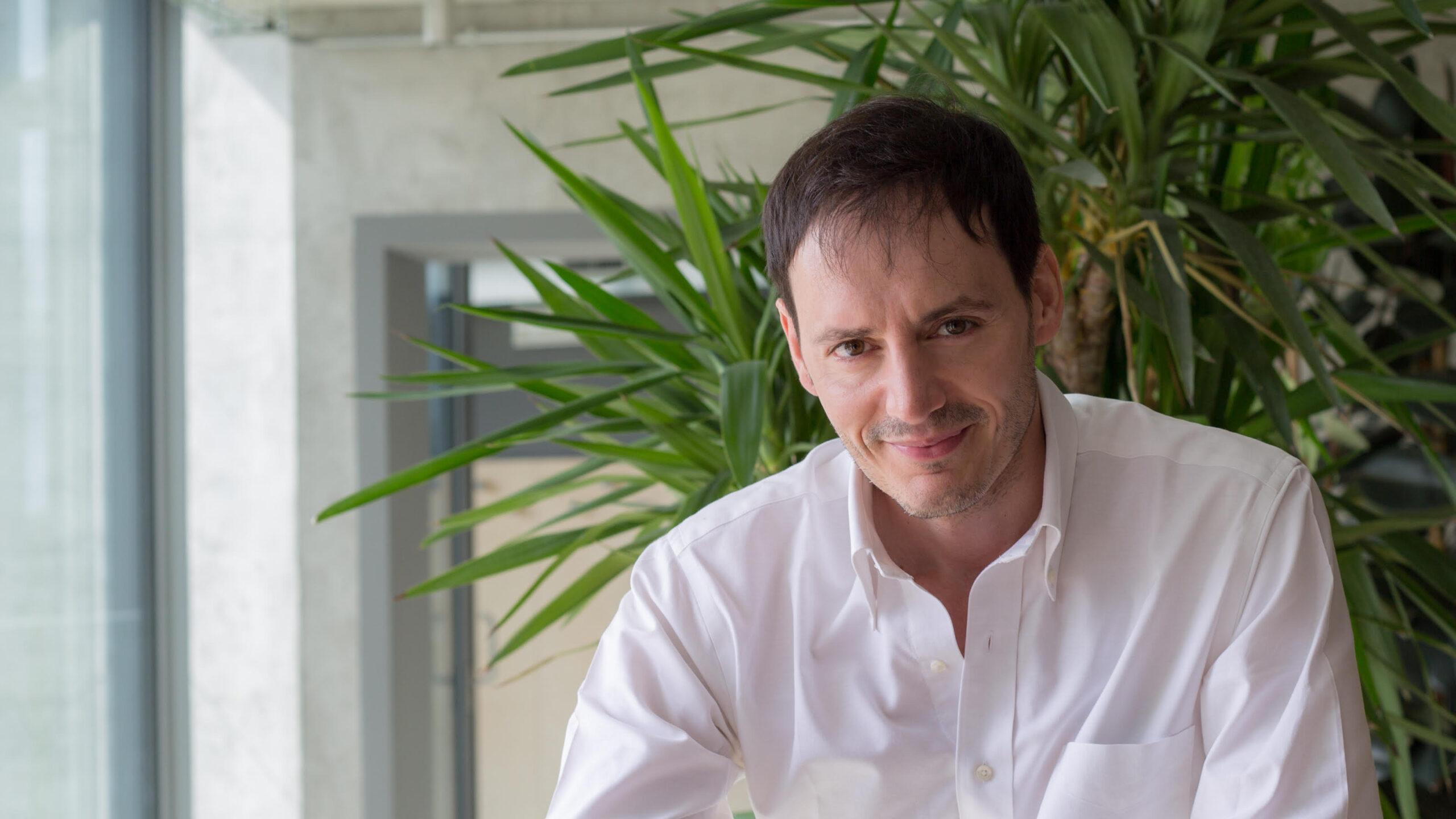 Massimiliano Ventimiglia CEO e Founder di Onde Alte