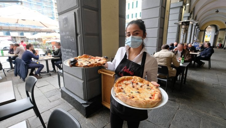 Riapertura ristorazione