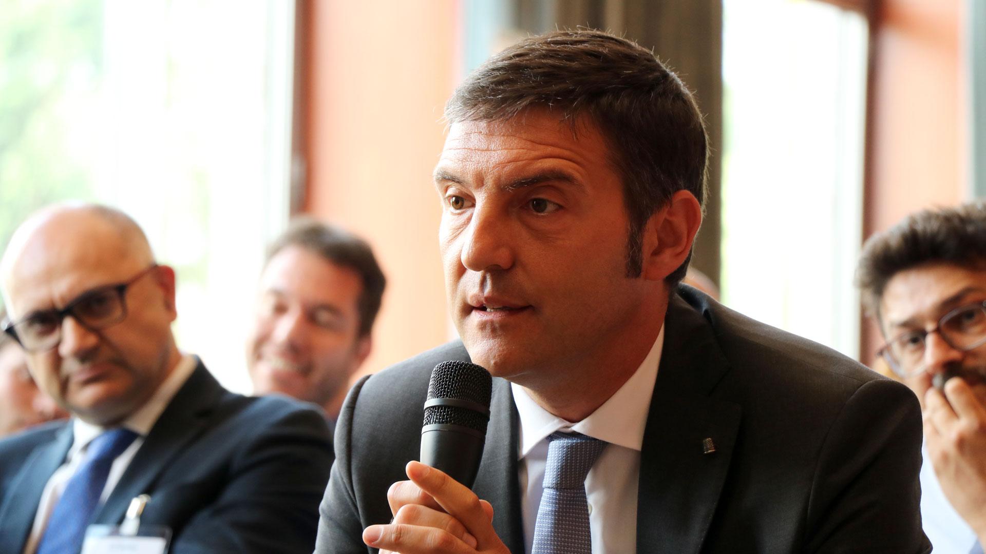 Roberto Tundo AD Olivetti