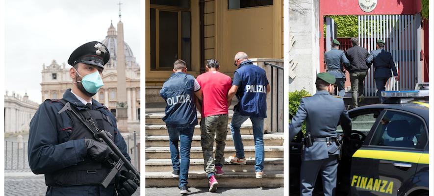 Lotta alla criminalità organizzata
