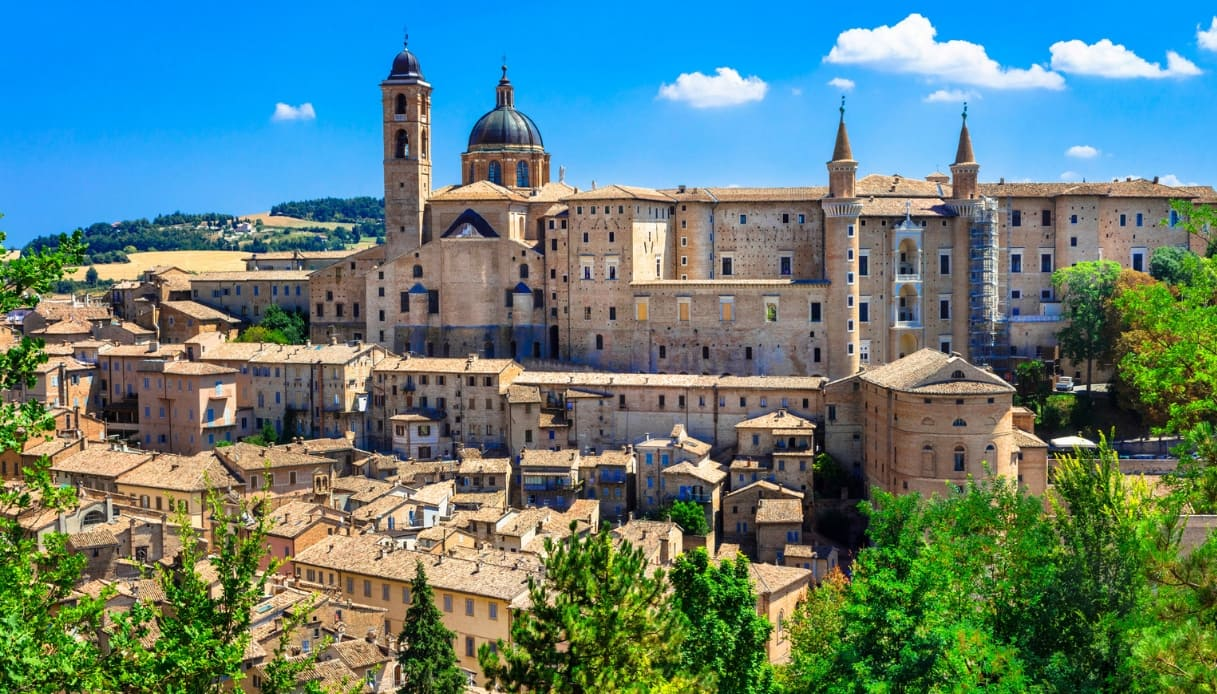 Urbino città d'arte