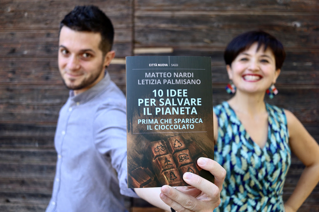 Matteo Nardi e Letizia Palmisano