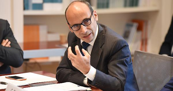 Giuseppe Busia (presidente Anac): «Il controllo degli appalti resti all'Anac»