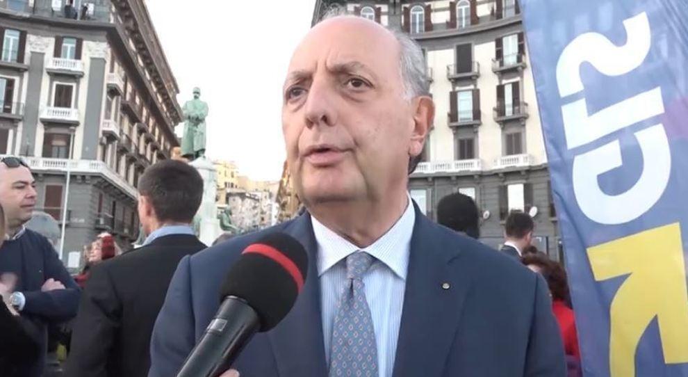 Francesco Tavassi (vicepresidente dell'Unione industriali di Napoli): «Attenzione alla sostenibilità e valorizzare i territori per favorire il turismo»