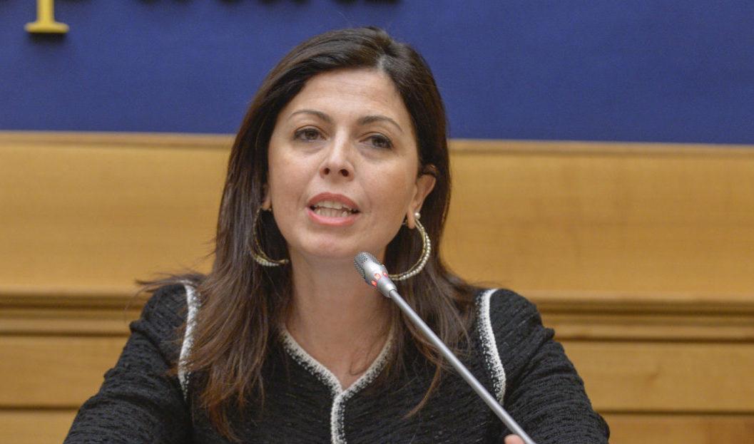 Barbara Floridia Sottosegretaria Istruzione