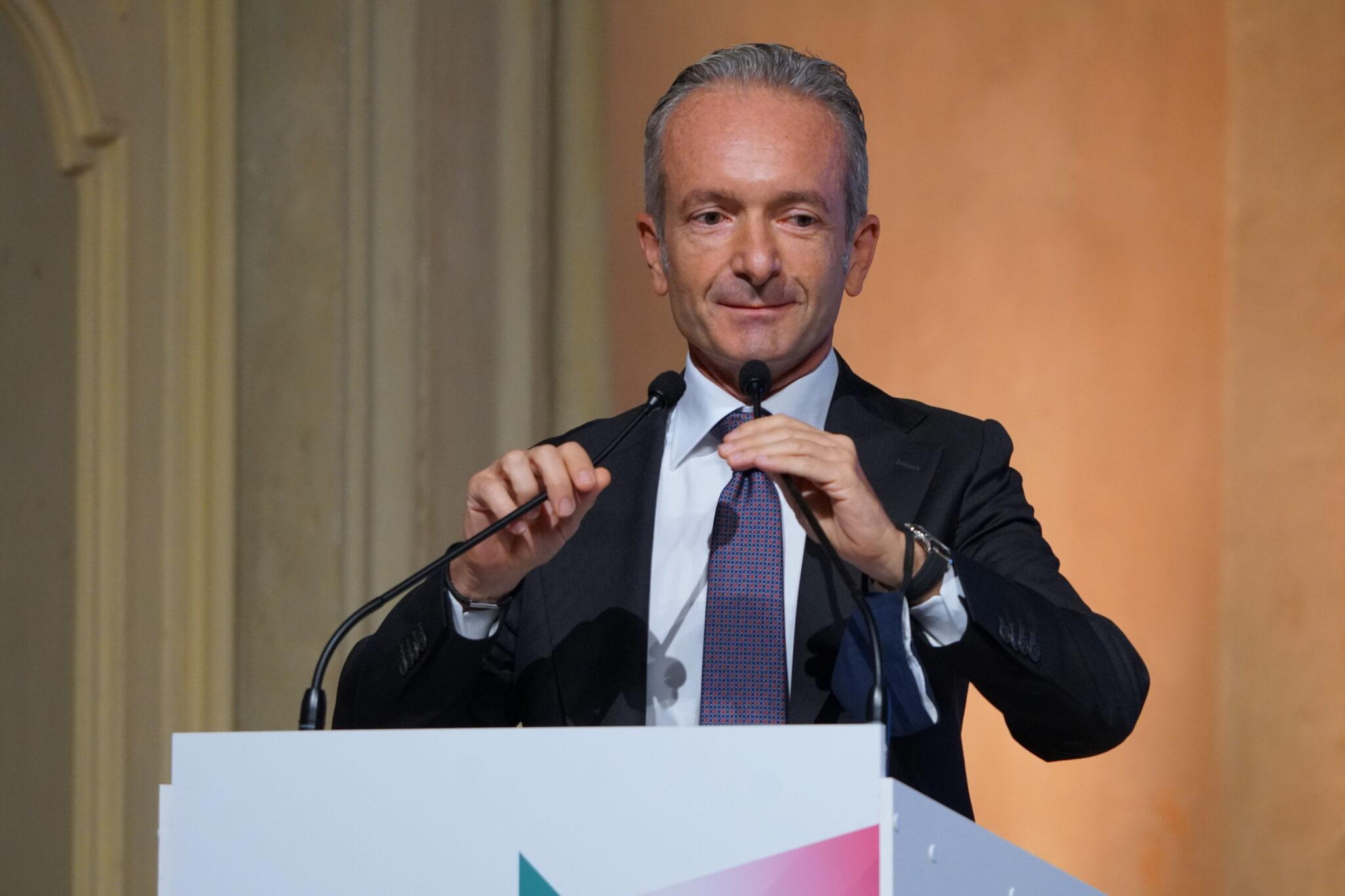 Luigi Balestra Presidente Osservatorio Riparte l'Italia