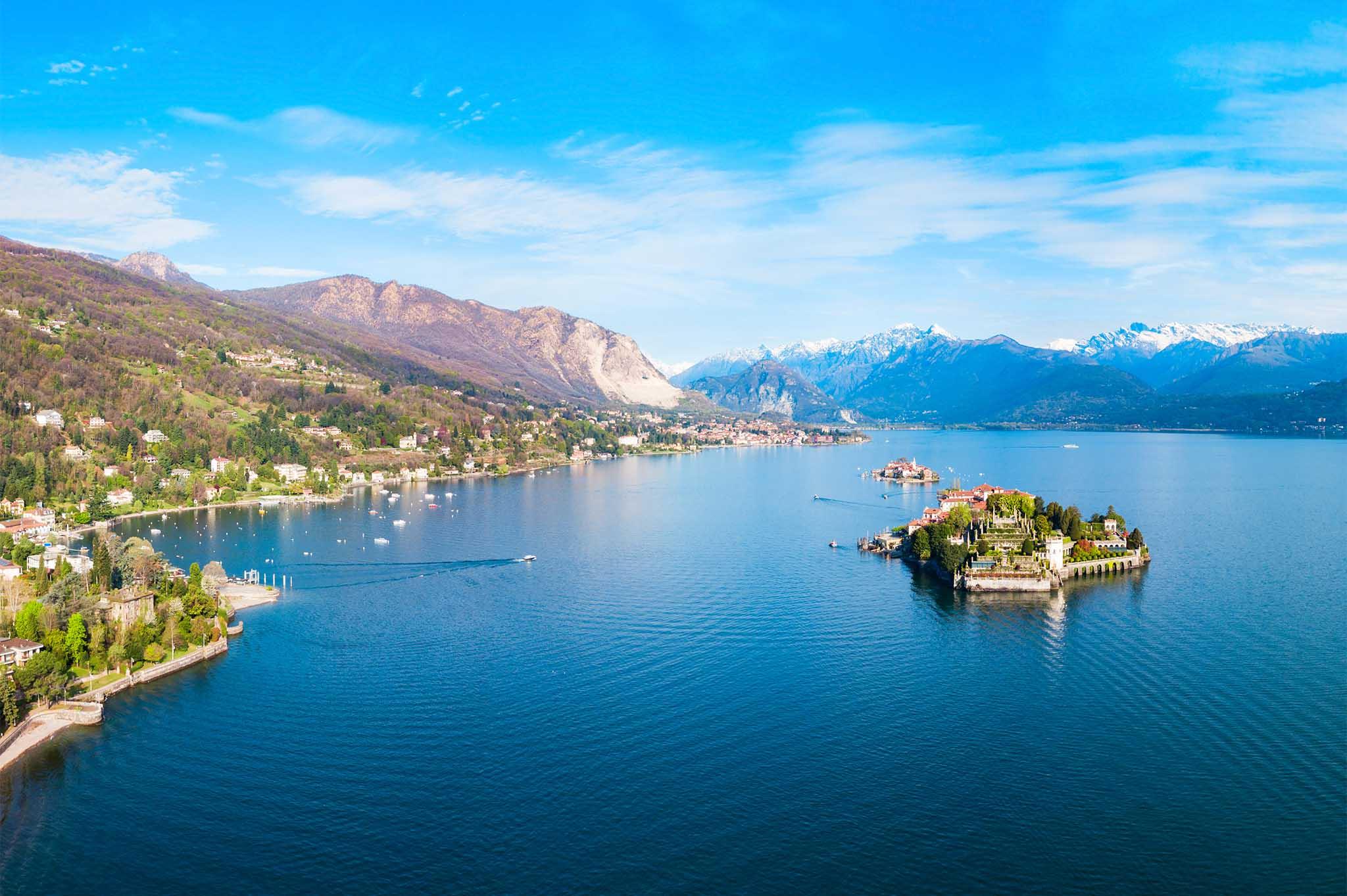 Lago Maggiore e Ticino