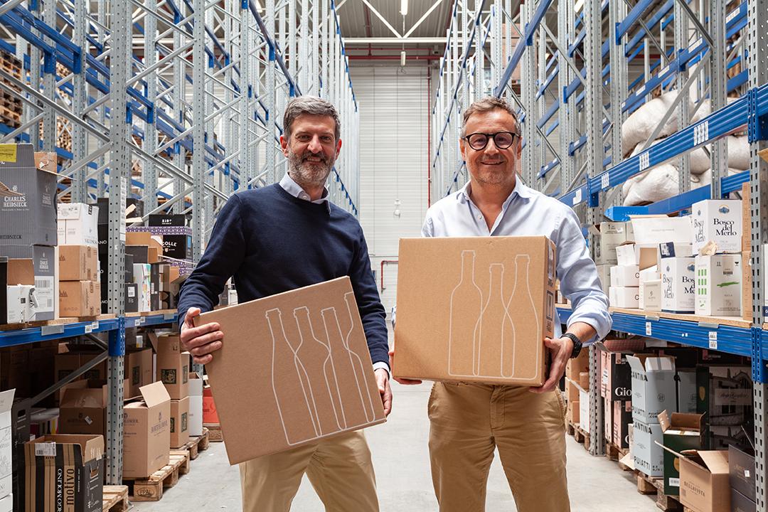 Massimo Boraso e Michele Debernardi Founder OlivYou