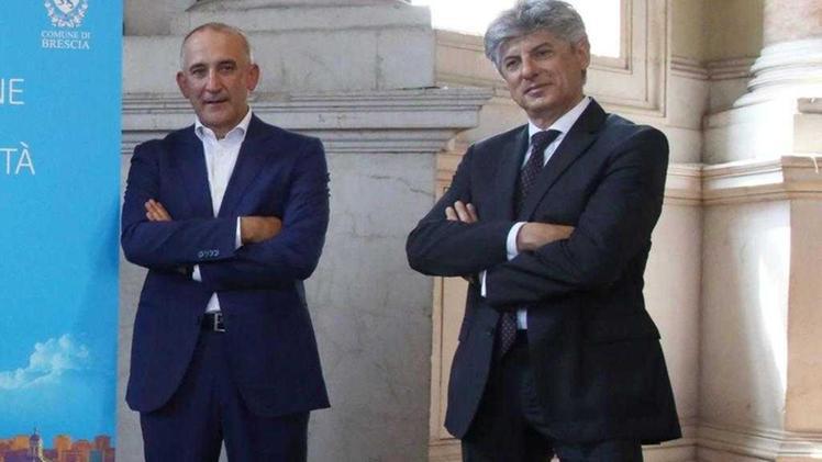 Renato Mazzoncini e Marco Patuano (A2a): «Energie rinnovabili: 10 miliardi di investimenti entro il 2030»