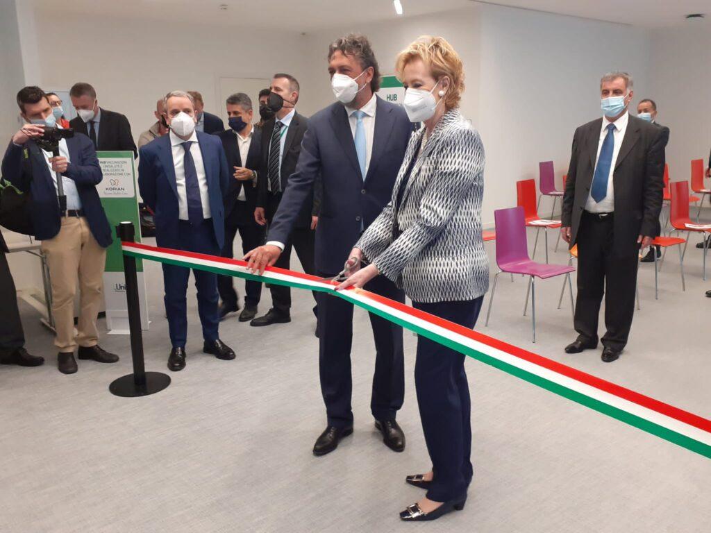 Unipol Campagna Vaccinale Milano