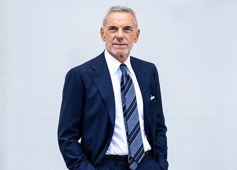 Gianni Lettieri, presidente Atitech