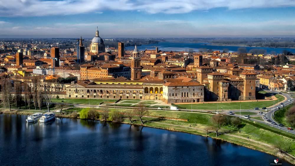 Mantova città a misura d'uomo