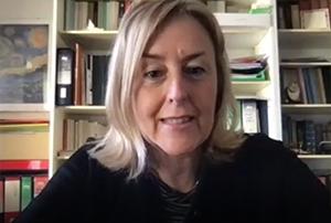 Nicole Viola (docente Ingegneria meccanica e aerospaziale): «Momento storico per aviazione e ingegneria: ora dobbiamo affrontare la transizione ecologica»