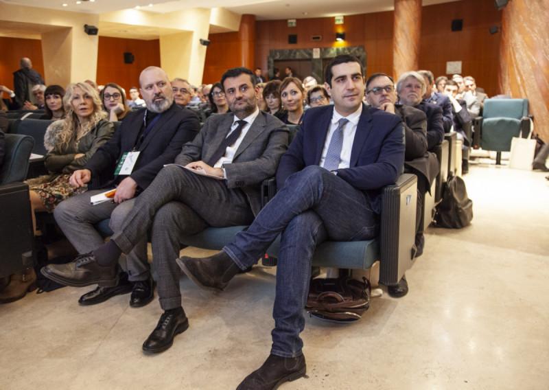 Antonio Decaro Michele De Pascale