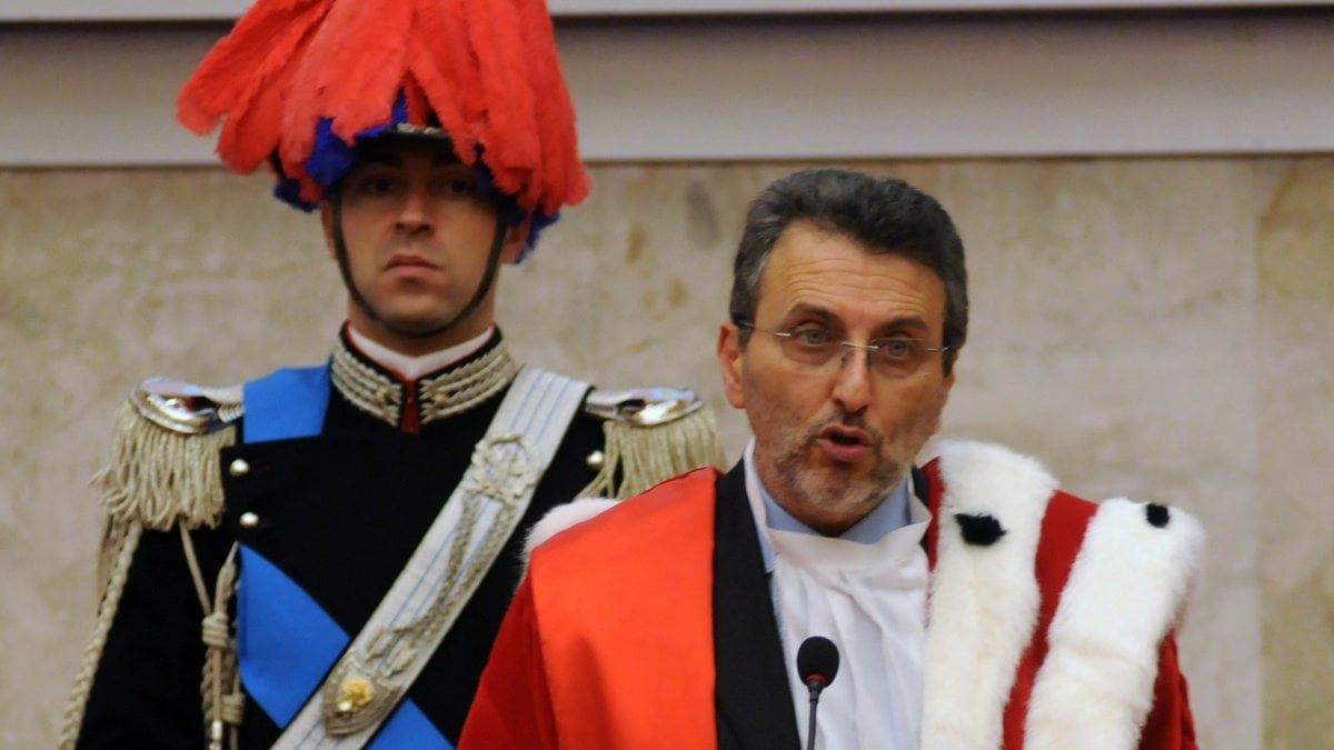 Matteo Frasca (presidente Corte d'Appello di Palermo): «Arretrato e la durata del processo, per cui servono interventi mirati per ridurli»