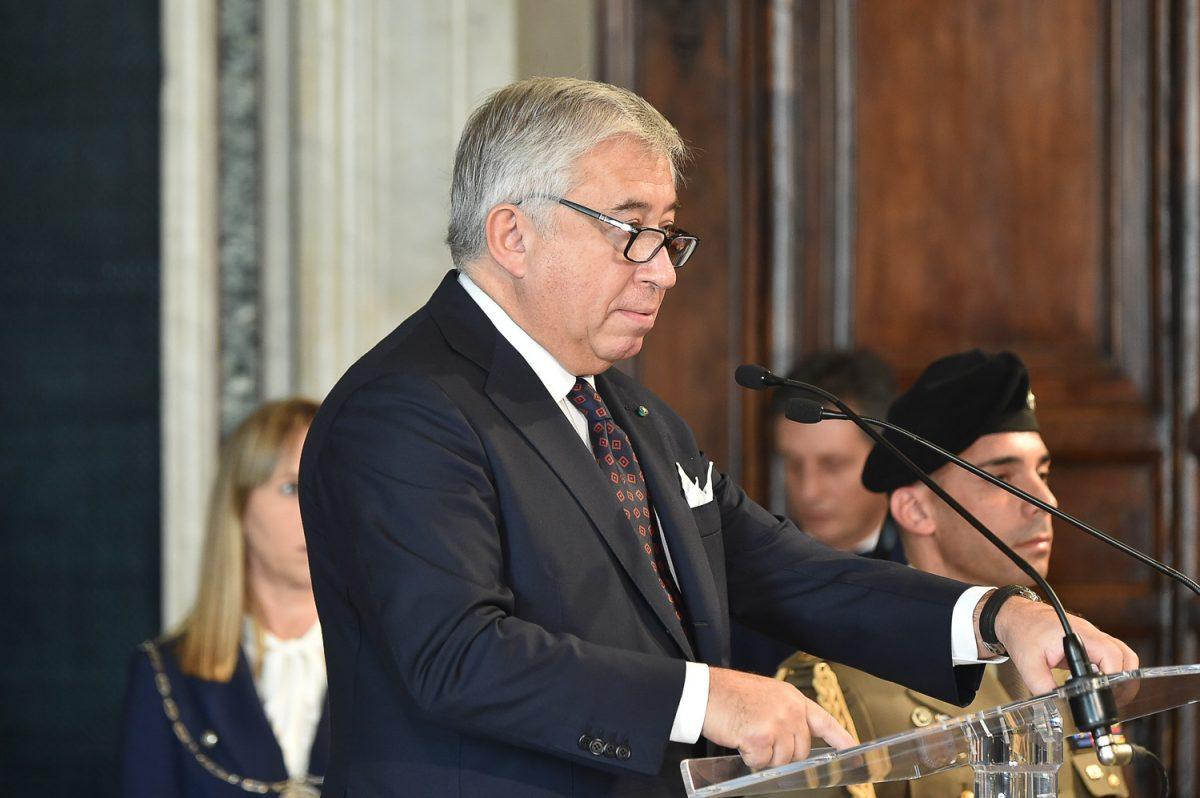 Antonio d'Amato (presidente Seda): «Lavoriamo all'insegna dell'innovazione e della sostenibilità»