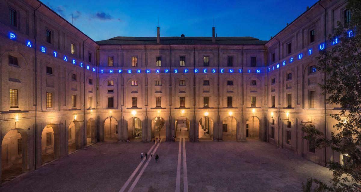 Parma capitale cultura Complesso della Pilotta