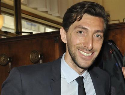 Ennio Fontana, dg Roberto Cavalli