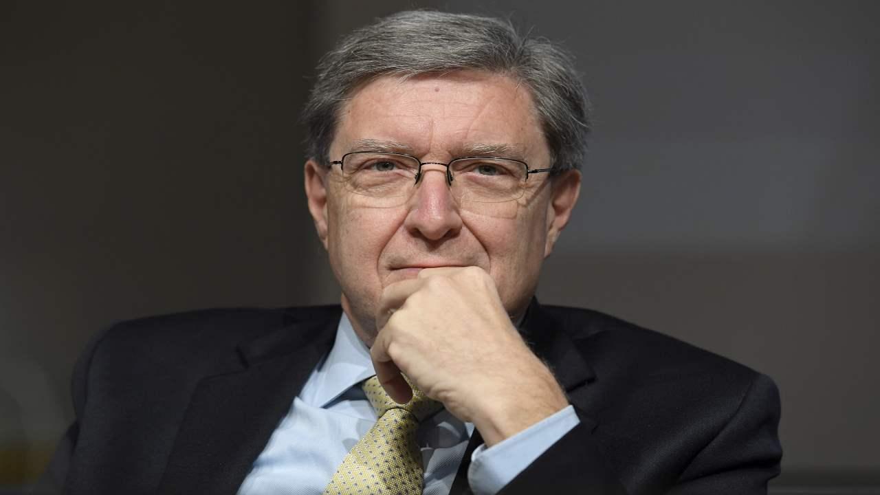 Enrico Giovannini Ministro Infrastrutture e Mobilità Sostenibile
