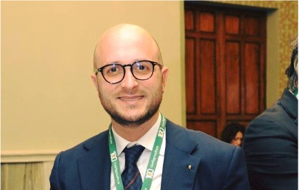Francesco Mastrandrea Presidente Confagricoltura Giovani