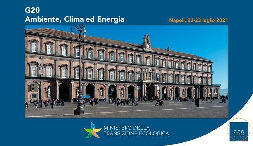 G20 Napoli Transizione Ecologica