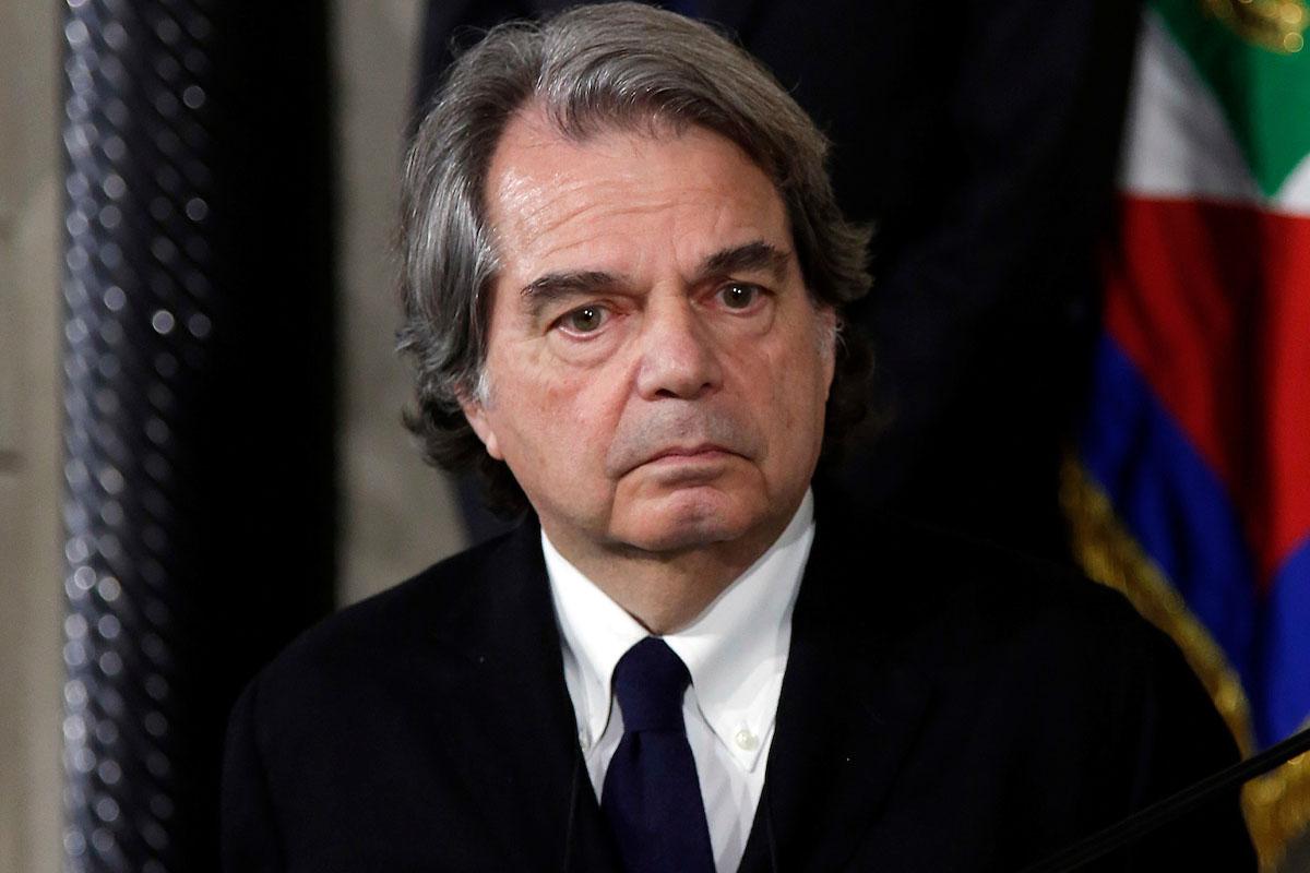 Renato Brunetta Ministro per la Pubblica Amministrazione