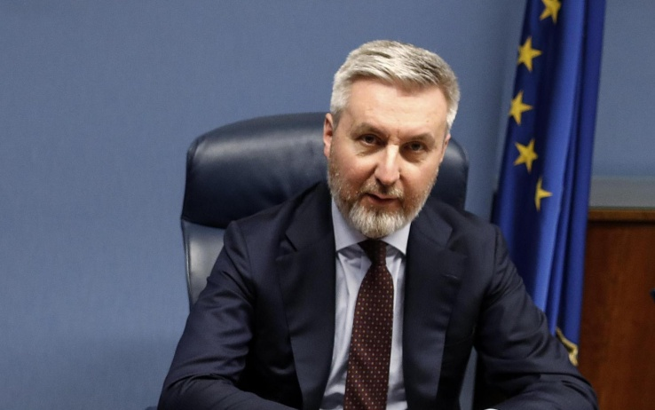Lorenzo Guerini Ministro della Difesa